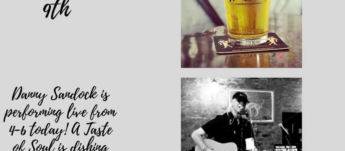 Rainy Sunday afternoon… swing by for a beer, delicious food and live music. @danny…